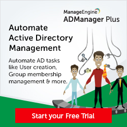 AD域自助解锁账户- ManageEngine卓豪OpManager