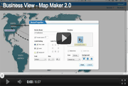 Enhanced Business View & Maps