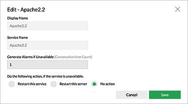监控Windows服务性能