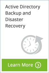 Active Directory Backup Software