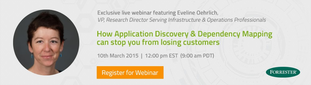 How application discovery & dependency mapping can stop you from losing customers