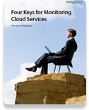 Four Keys for Monitoring Cloud Services