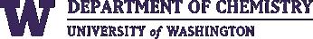 University of Washington, Department of Chemistry