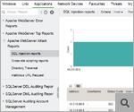 Apache web server attack reports